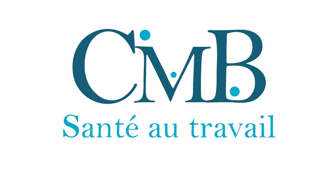 Logo CMB Service de Santé au Travail